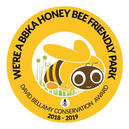 Honey Bee friendly